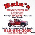 Bains Service Center
